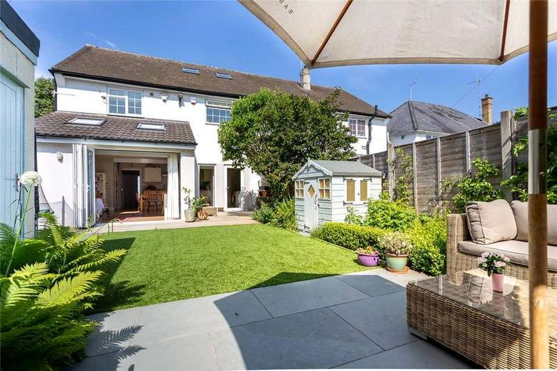 4 Bedrooms Semi Detached House for sale in St. Stephens Road, Cheltenham, Gloucestershire, GL51