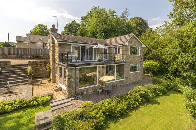 4 Bedrooms Detached House for sale in Old Hollings Hill, Guiseley, Leeds