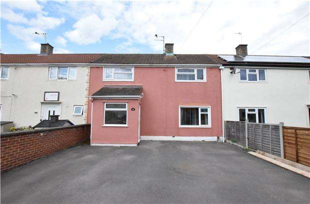 3 Bedrooms Terraced House for sale in Welch Road, CHELTENHAM, Gloucestershire, GL51 0EG