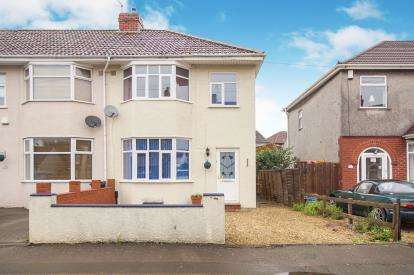 3 Bedrooms End Of Terrace House for sale in Britannia Road, Kingswood, Bristol