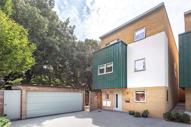 5 Bedrooms Detached House for sale in Polefield Gardens, Cheltenham, Gloucestershire, GL51