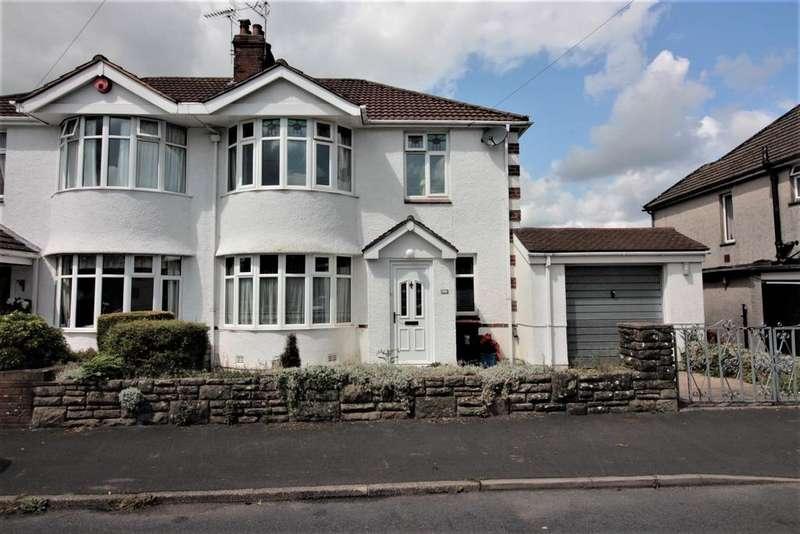3 Bedrooms House for sale in Blaen-Y-Pant Crescent, Mapas, Newport