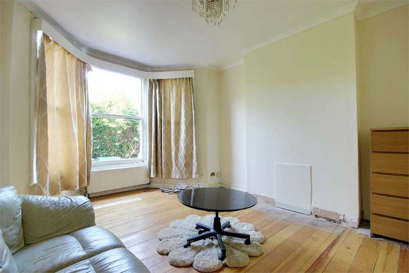 2 Bedrooms Flat for sale in Harvey Road, Crouch End, London