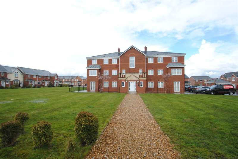 2 Bedrooms Apartment Flat for sale in Regency Square, WARRINGTON, WA5
