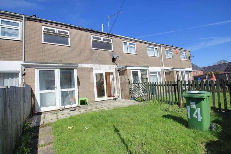 2 Bedrooms Terraced House for sale in Fields Road, Oakfield, Cwmbran, NP44