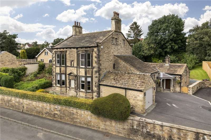 5 Bedrooms Unique Property for sale in Main Street, Addingham, Ilkley, West Yorkshire