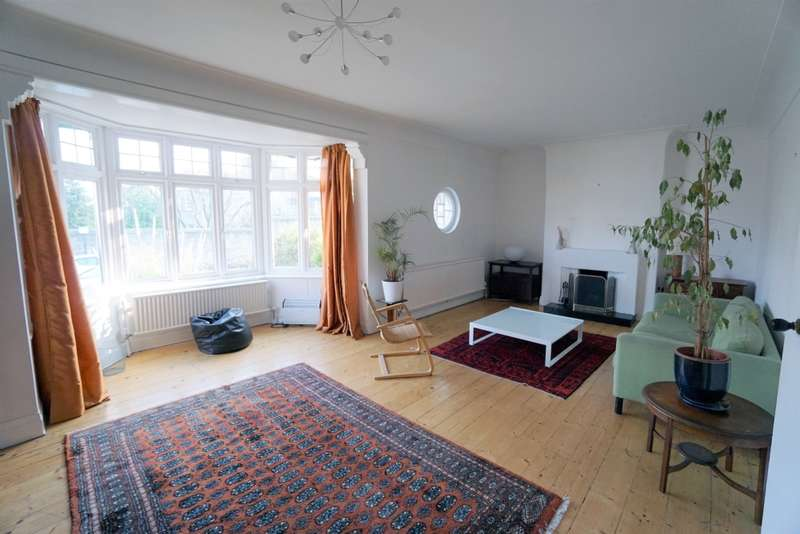 5 Bedrooms Semi Detached House for rent in Lower Redland Road, Redland, BS6