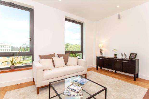 1 Bedroom Apartment Flat for sale in The Ring, Bracknell, Berkshire