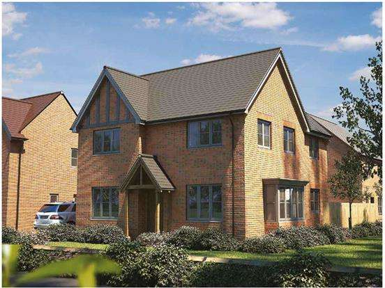 4 Bedrooms Detached House for sale in Chartist Way, Staunton, GLOUCESTER, GL19 3RT