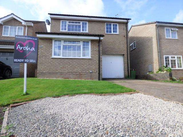 4 Bedrooms Detached House for sale in Oakley Way, Bream, Lydney GL15