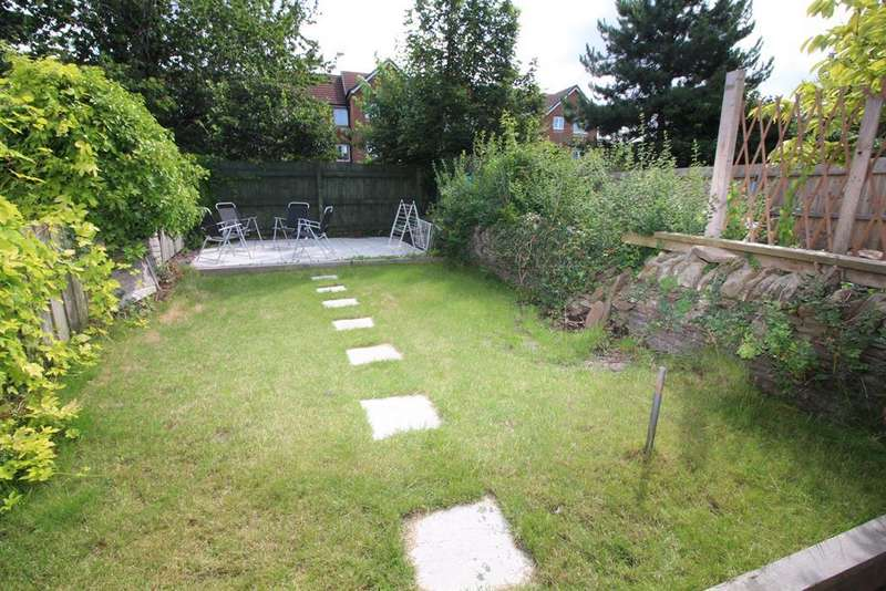 3 Bedrooms Terraced House for sale in New Station Road, Bristol, BS16 3RS