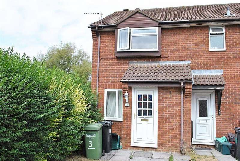 2 Bedrooms End Of Terrace House for rent in The Willows, Yate, Bristol