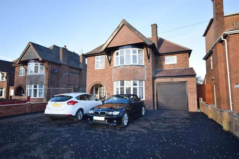 4 Bedrooms Detached House for sale in Estcourt Road, Gloucester