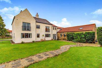5 Bedrooms Detached House for sale in Banks Lane, Scorton, Richmond, North Yorkshire