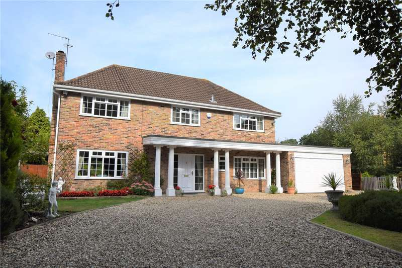 5 Bedrooms Detached House for sale in Reading Road, Padworth Common, Berkshire, RG7
