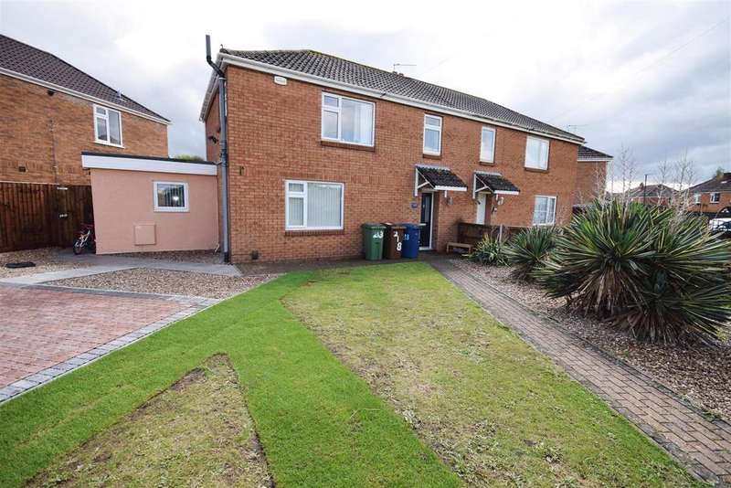 3 Bedrooms Semi Detached House for sale in Innsworth Lane, Gloucester