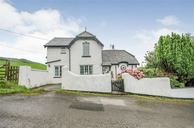 4 Bedrooms Detached House for sale in Greenscoe, Askam-in-Furness, Cumbria