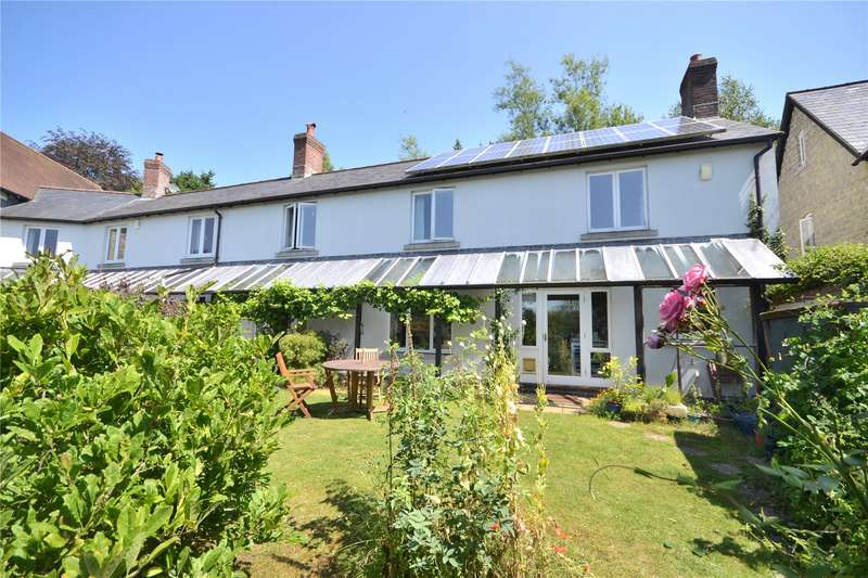 4 Bedrooms End Of Terrace House for sale in Shooters Paddock, Layton Lane, Shaftesbury, Dorset, SP7