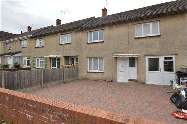 3 Bedrooms Terraced House for sale in Beaufort Road, Yate, BRISTOL, BS37 5DS