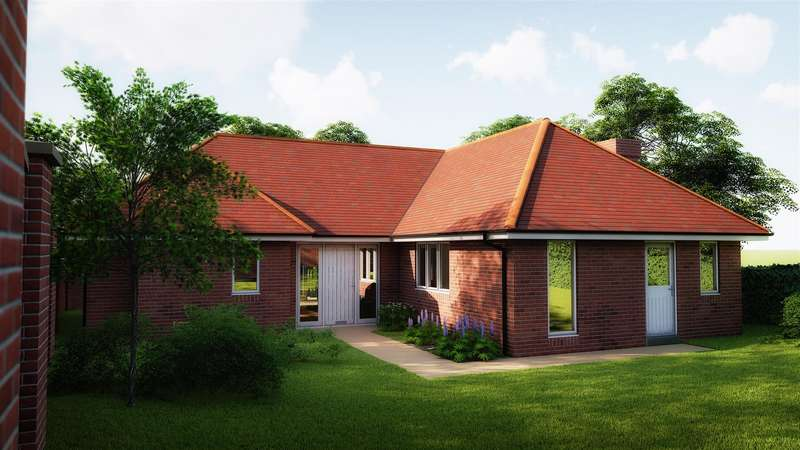 2 Bedrooms Detached Bungalow for sale in Plot 2, East End, Walkington, Beverley, HU17 8RX