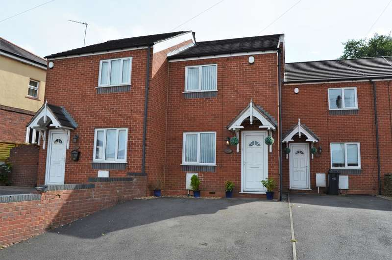 2 Bedrooms Semi Detached House for sale in Hartland Avenue, WV14