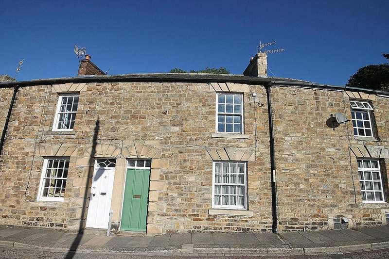 2 Bedrooms Terraced House for rent in Butts Crescent, Stanhope, Bishop Auckland