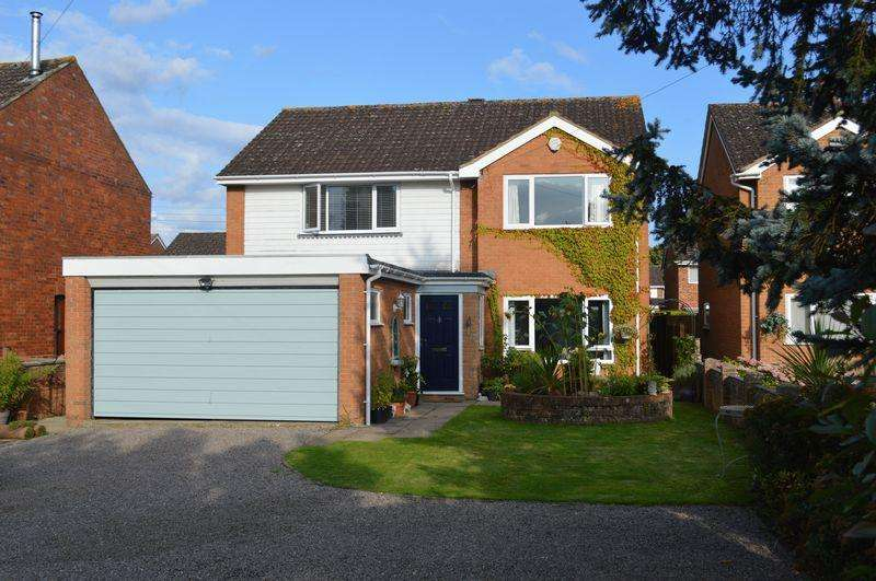 4 Bedrooms Detached House for sale in Hardwicke, Nr Gloucester