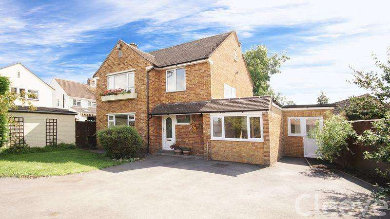 4 Bedrooms Detached House for sale in Pecked Lane, Bishops Cleeve