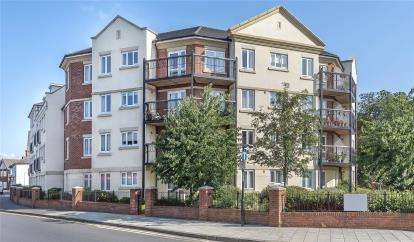 2 Bedrooms Flat for sale in Atkins Lodge, 76 High Street, Orpington, Kent