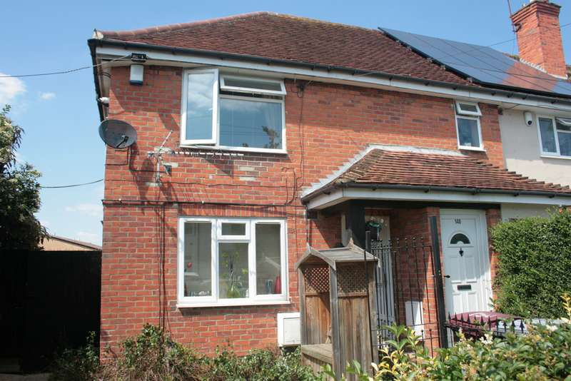 1 Bedroom End Of Terrace House for sale in Staverton Road, Reading, RG2