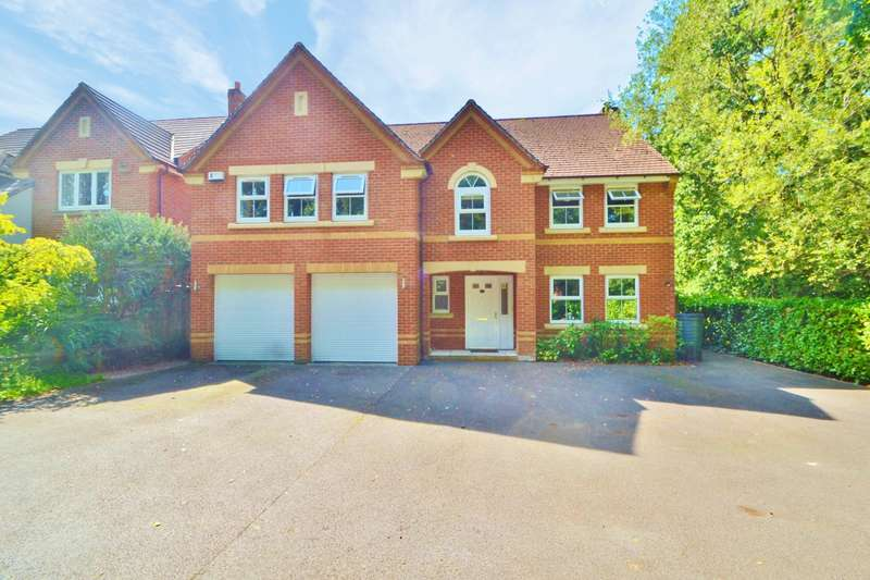5 Bedrooms Detached House for sale in Chandlers Ford