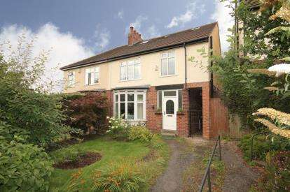 4 Bedrooms Semi Detached House for sale in Brooklands Crescent, Sheffield, South Yorkshire