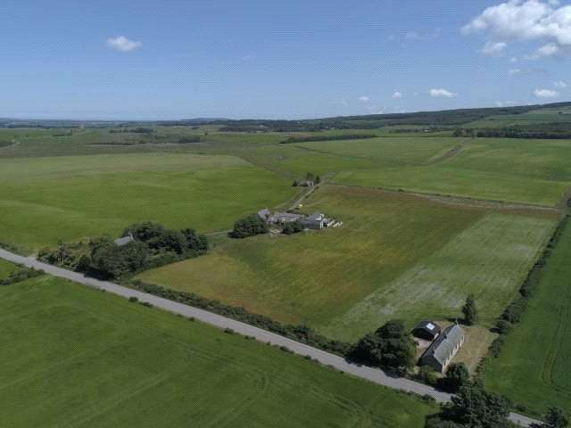 4 Bedrooms Land Commercial for sale in Easter New Forres Farm - The Whole, Forres, Moray, IV36