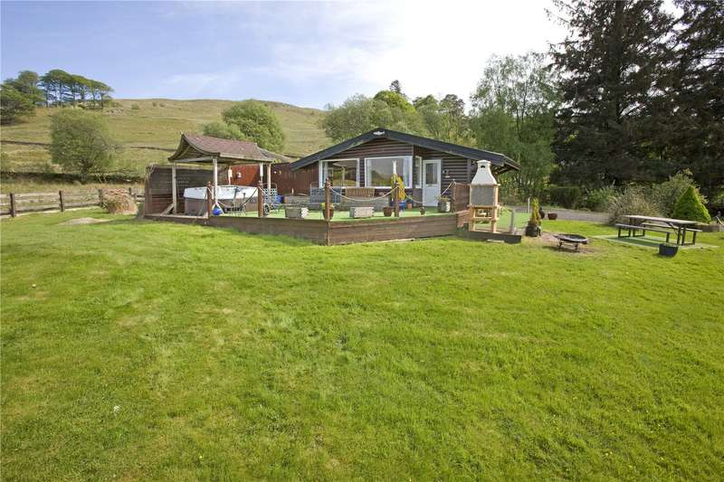 House for sale in Portsonachan Lodges Kingfisher, Portsonachan, Dalmally, Argyll and Bute, PA33
