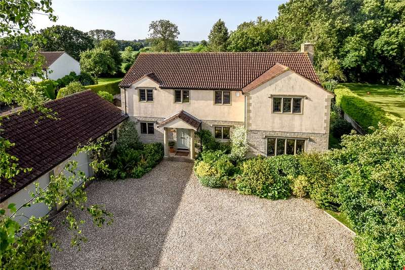 4 Bedrooms Detached House for sale in Isle Brewers, Taunton, Somerset, TA3