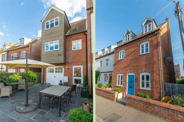 3 Bedrooms Semi Detached House for sale in Wells-next-the-Sea