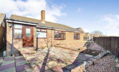 3 Bedrooms Bungalow for sale in Benridge Bank, West Rainton, Houghton Le Spring, Durham, DH4