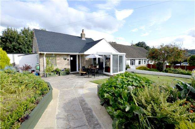 3 Bedrooms Detached Bungalow for sale in Marling Crescent, STROUD, Gloucestershire, GL5 4LB