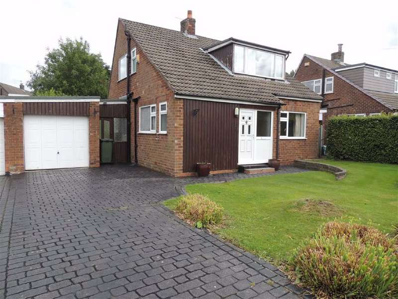 3 Bedrooms Detached House for sale in Marina Drive, Marple, Stockport