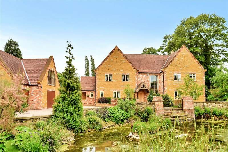 6 Bedrooms Detached House for sale in Pond Street, Harlaxton, Grantham, NG32