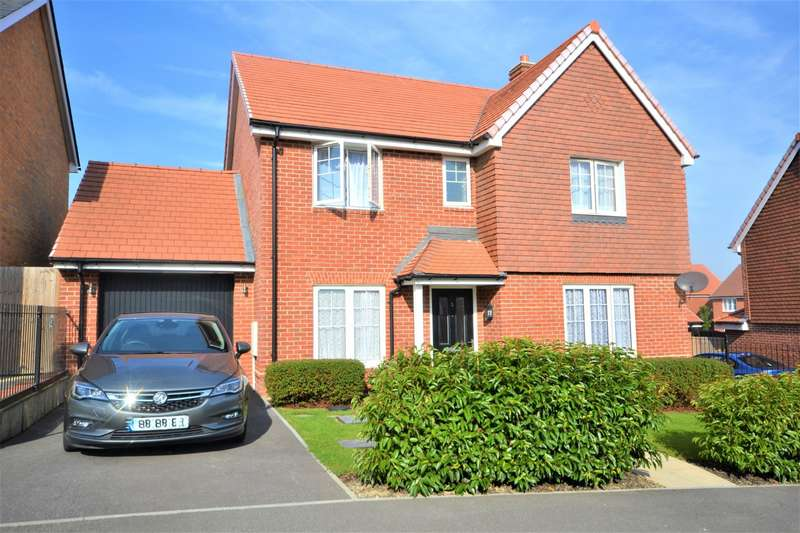 4 Bedrooms Detached House for sale in Townsend Road, Stone Cross, BN24