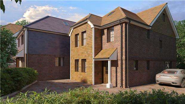 4 Bedrooms Detached House for sale in Sycamore, The West Trees, Beauharrow Road, ST LEONARDS-ON-SEA, East Sussex, TN37 7BL
