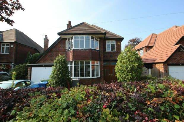 5 Bedrooms Detached House for sale in Alcester Road, Sale