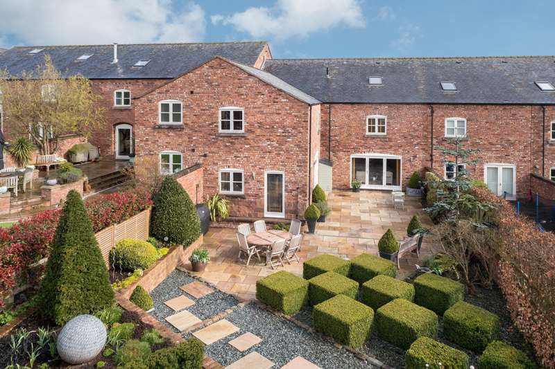 5 Bedrooms Barn Conversion Character Property for sale in 5 bedroom Barn Conversion in Kelsall