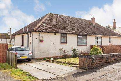 3 Bedrooms Bungalow for sale in Beechwood Road, Mauchline