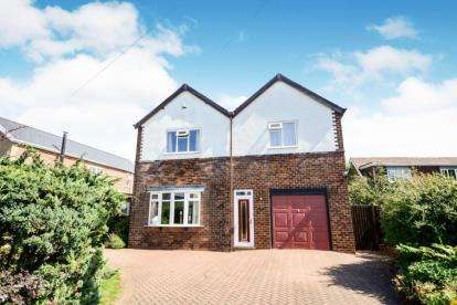 4 Bedrooms Detached House for sale in Boughton Lane, Clowne, Chesterfield, Derbyshire