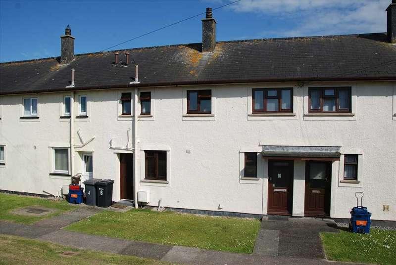 3 Bedrooms Terraced House for sale in Minffordd Road, Minffordd Road, Caergeiliog