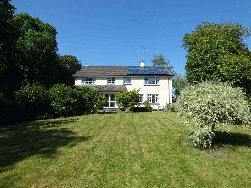 5 Bedrooms Property for sale in Lewdown, Devon