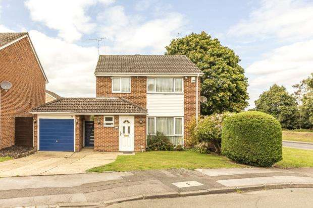 3 Bedrooms Detached House for sale in Tawfield, Bracknell, Berkshire