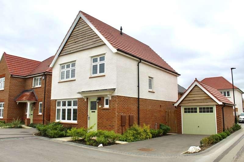 3 Bedrooms Detached House for sale in Miller Road, York, West Yorkshire, YO30